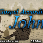 Jesus Saith Unto Them, I am: The Gospel of John Chapter 18