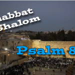 Truth Shall Spring Out of The Earth: Shabbat Day Encouragement, Psalm 85 06/26/2017