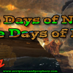 The Days of Noah, The Days of Lot #6: The Great Flood According Jasher