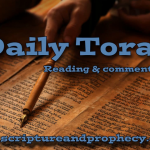 Torah Daily #5: Bereishis (Genesis) Chapter 5 - Enoch Walked With God and Was Taken